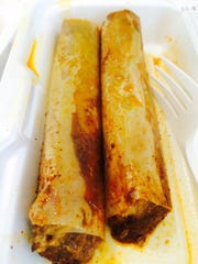 Hattie's Tamales are Memphis-style: spicy, meaty, wet and wrapped in paper.