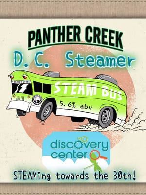 Discovery Center Steamer will be served up at Shakesbeer on May 5.