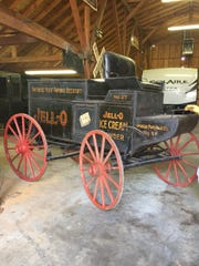 """American Pickers"" found a century-old Jell-O wagon"