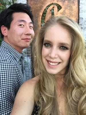 Jolene Latimer had a fun time with her date, a doctor and fellow Canadian. But she hit a roadblock when he said that she wouldn't be able to communicate with his parents.