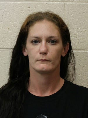 Crystal Lynn Stephens-Raber, 33, was accused of operating a methamphetamine laboratory.