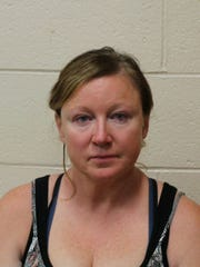 Both a suspect and victim, Angela Lee Wilkins, 46,