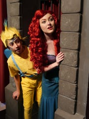 "Rhino Theatre of Pompton Lakes will present ""Disney's"
