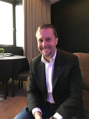 Sony Interactive Entertainment CEO Andrew House runs the PlayStation business.