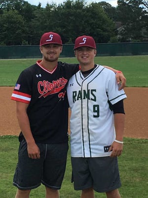 Cade Hurley (left) and Connor Shockley (right) have been best friends since their freshman year of high school.
