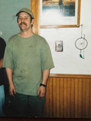 "Anthony ""Tiger"" Smith in a 2005 photo, the last photo"