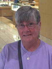 Linda Johnson of Jonestown.