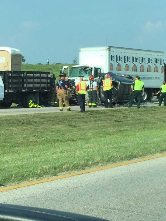 Shelby Farms crash