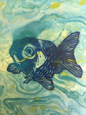 "Aubrey Clark's exhibit ""Renewal"" opens Friday at the Cooperative Gallery in Binghamton."