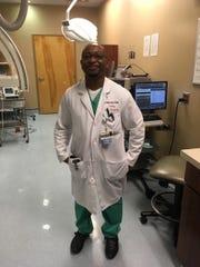 Simon Okewole, DO/MBA Cardiac Electrophysiology.