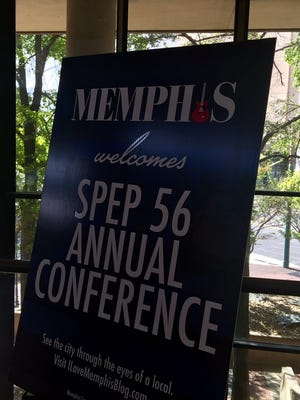 The Society for Phenomenology and Existential Philosophy just held its 56th meeting in Memphis.
