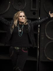 Melissa Etheridge will sing some of her hits as well as holiday music at Sunday's concert in Burlington.
