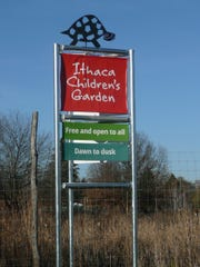 Trumansburgers contributed to new Children's Garden
