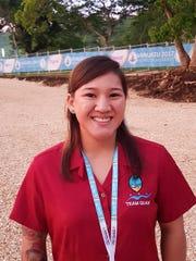 Jacinta Sumagaysay, weightlifter