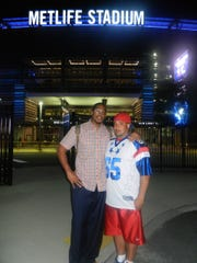 Will Beatty played seven seasons for the New York Giants,