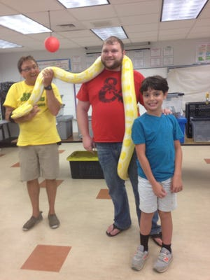 Autism Pensacola's Kids for Camp participants learn social and communication skills through a variety of on-campus and off-campus activities.