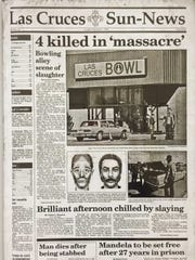 The Las Cruces Bowl mass-shooting on Feb. 10, 1990,