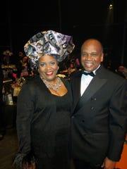 Debra and Greg Bradley at Maskhara Bal.