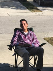 Desmond Johnson, 19, of Vero Beach, was living with