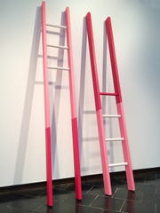 """Reciprocal Ladder for Two,"" by Steve Rossi, is part"