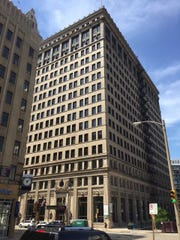 The 16-story CityCenter@735  was completed in 1914