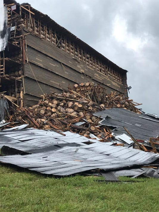 bardstown distillery collapse