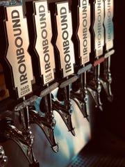 Ironbound Hard Cider.
