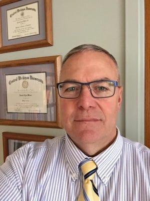 Ionia Public Schools Superintendent Ron Wilson.