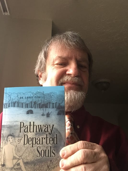 -CGO 0312 LG Historical Fiction Author Dr. Larry Powell.JPG_20150311.jpg