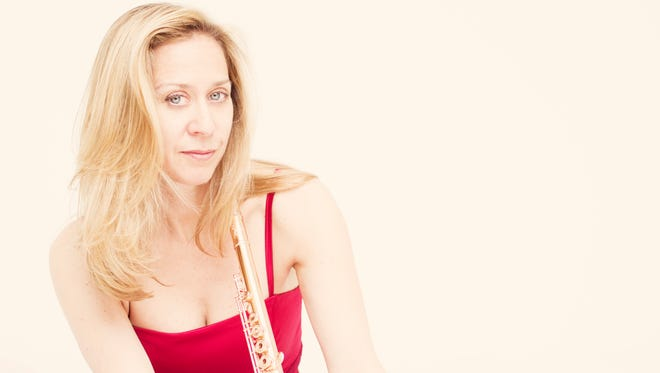 Marina Piccinini is the guest soloist for the new concerto.