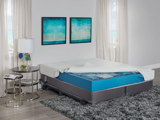 Fifty years after the original waterbed made its debut,