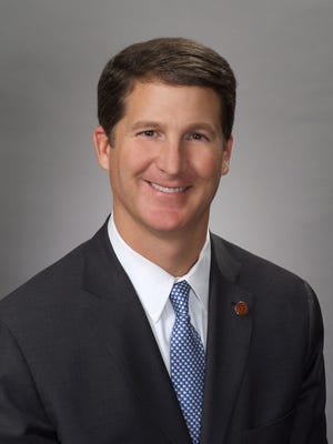 Fidelity Bank President and CEO Palmer Proctor Jr.