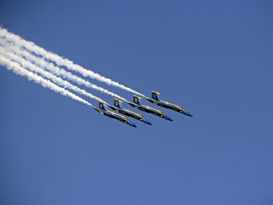 Blue Angels Saturday 31