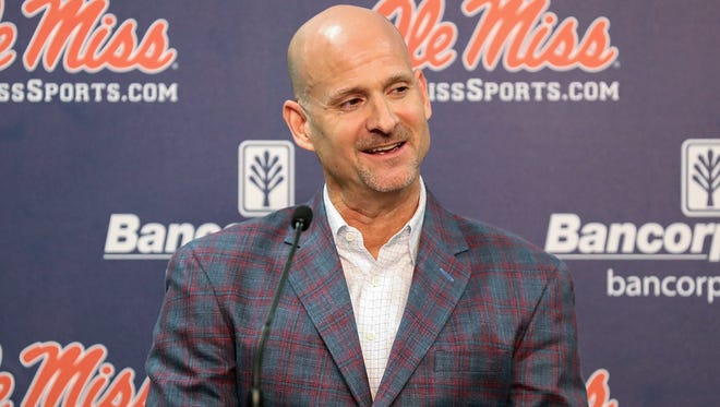 Andy Kennedy stepped down as Ole Miss' coach effective immediately on Feb. 18.