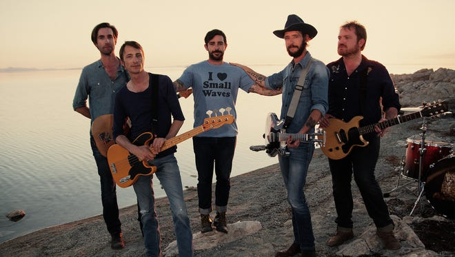 Band of Horses plays Nov. 5 at Old National Center.