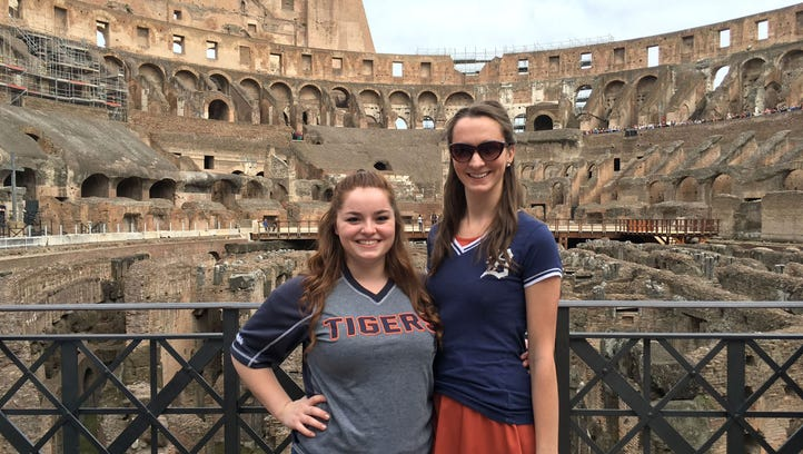 Travel with the D to Rome