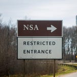 National Security Agency in Fort Meade, Md.