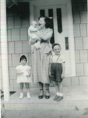 Mary-Clare Wahl's children all walked to school at