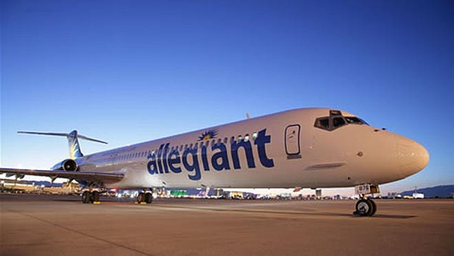 Las Vegas-based Allegiant Air, LLC will start direct flights from Reno to LAX in June 9, 2016..