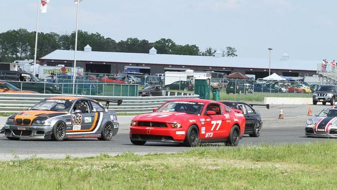 Championship racing by America's best amateur drivers will be held Friday through Sunday at New Jersey Motorsports Park.