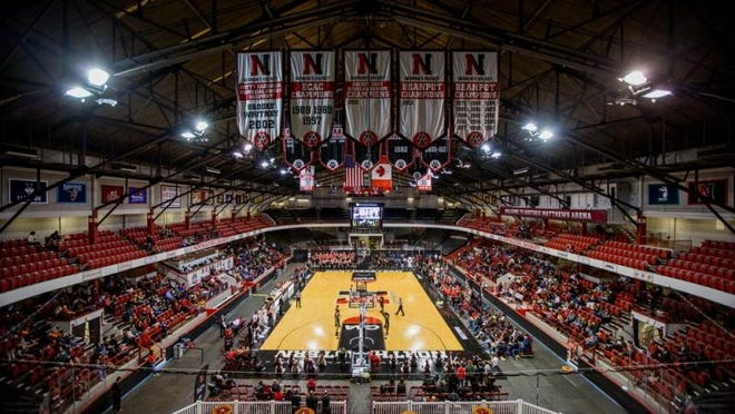 Built in 1910, Northeastern University's Matthews Arena is the oldest active men's basketball or ice hockey arena in the country.