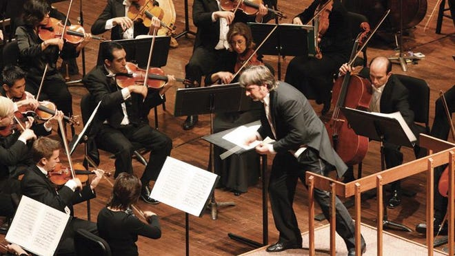 Timothy Muffit is director of the Lansing Symphony Orchestra, which opens its season Oct. 18.