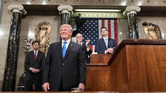 Against the backdrop of impeachment proceedings, President Trump will deliver the State of the Union Address.