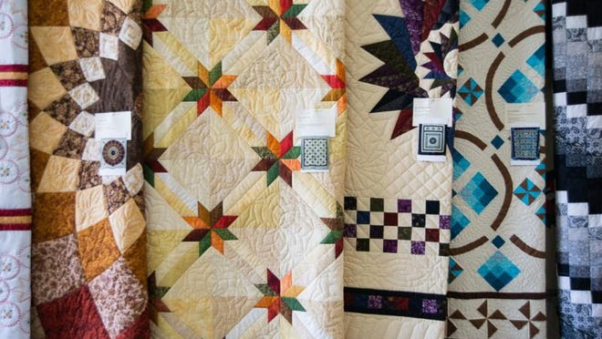 The 55th annual Ohio Mennonite Relief Sale, which includes handcrafted quilts, will be online this year.