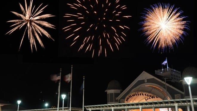 Officials this week decided not to allow any fireworks displays at Hampton Beach through Labor Day weekend out of concern that crowds would not be able to effectively social distance to prevent the spread of the coronavirus.