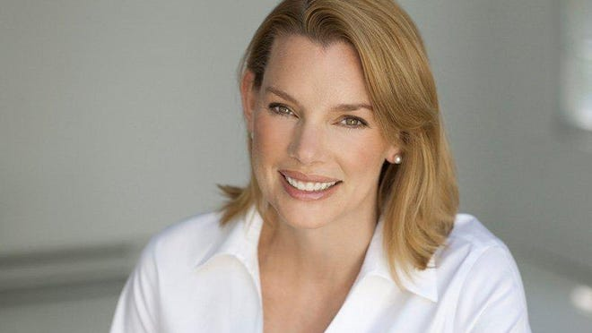 """Author Fiona Davis will discuss """"The Lions of Fifth Avenue"""" in a Zoom event on Sept. 22."""