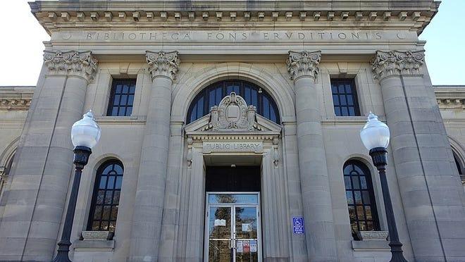 Taunton Halk Kütüphanesi