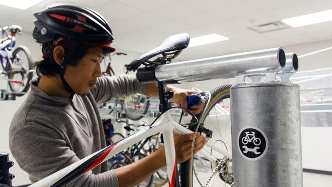 The Harvey County Commission approved Tuesday the purchase and installation of 10 public bicycle repair stations paid for using grant funds.