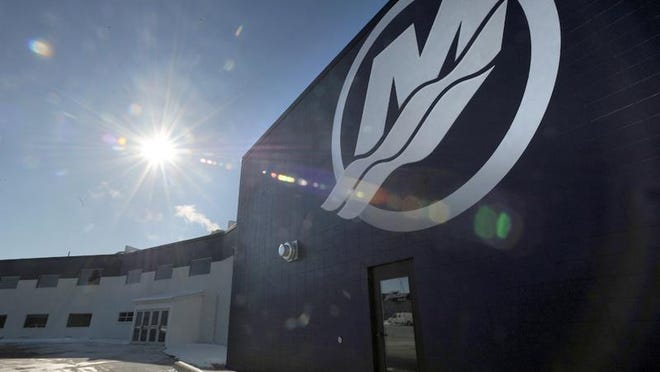 Mercury Marine plant and casting facility