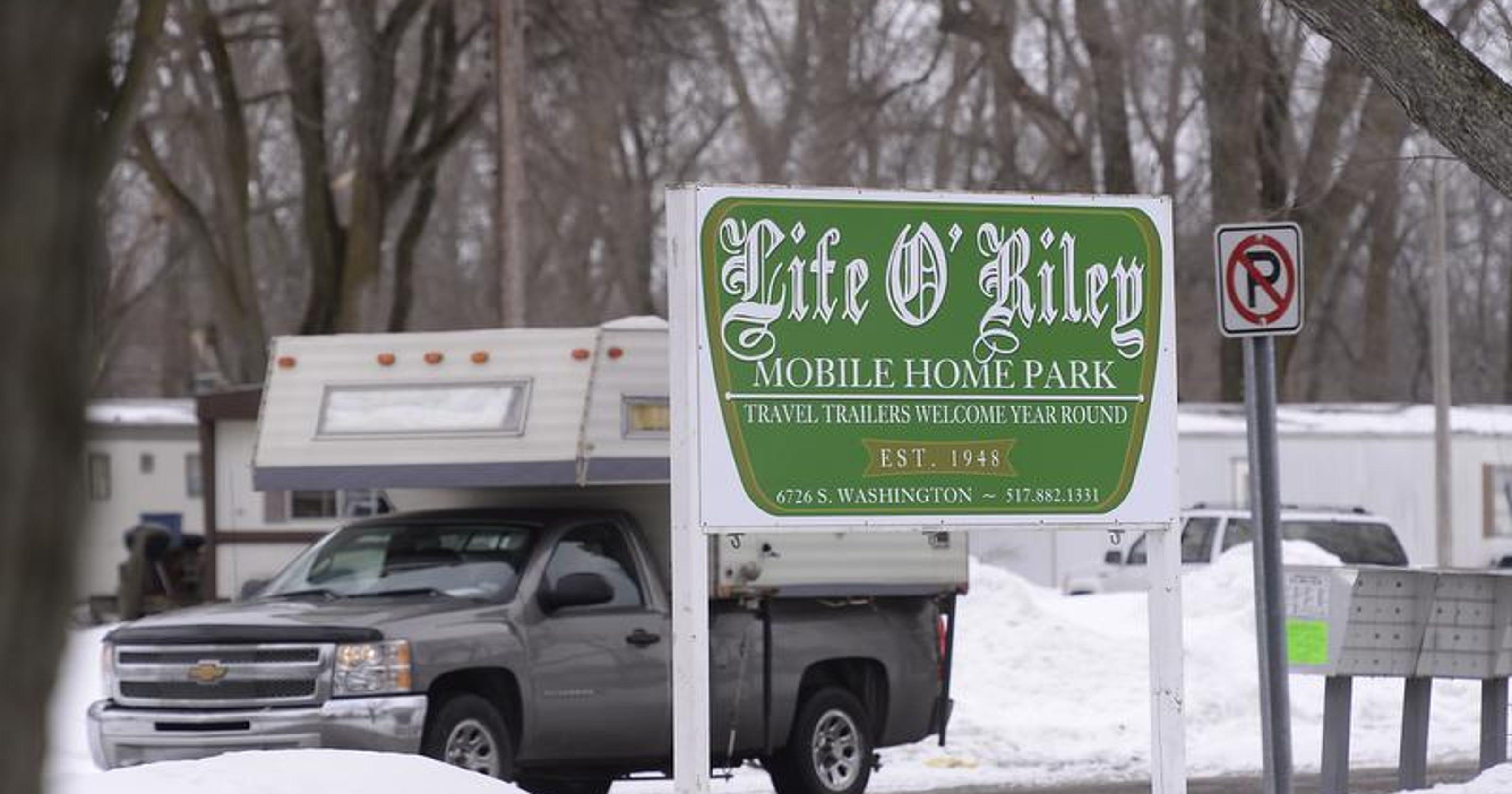 Lansing mobile home park's closure triggers housing crisis
